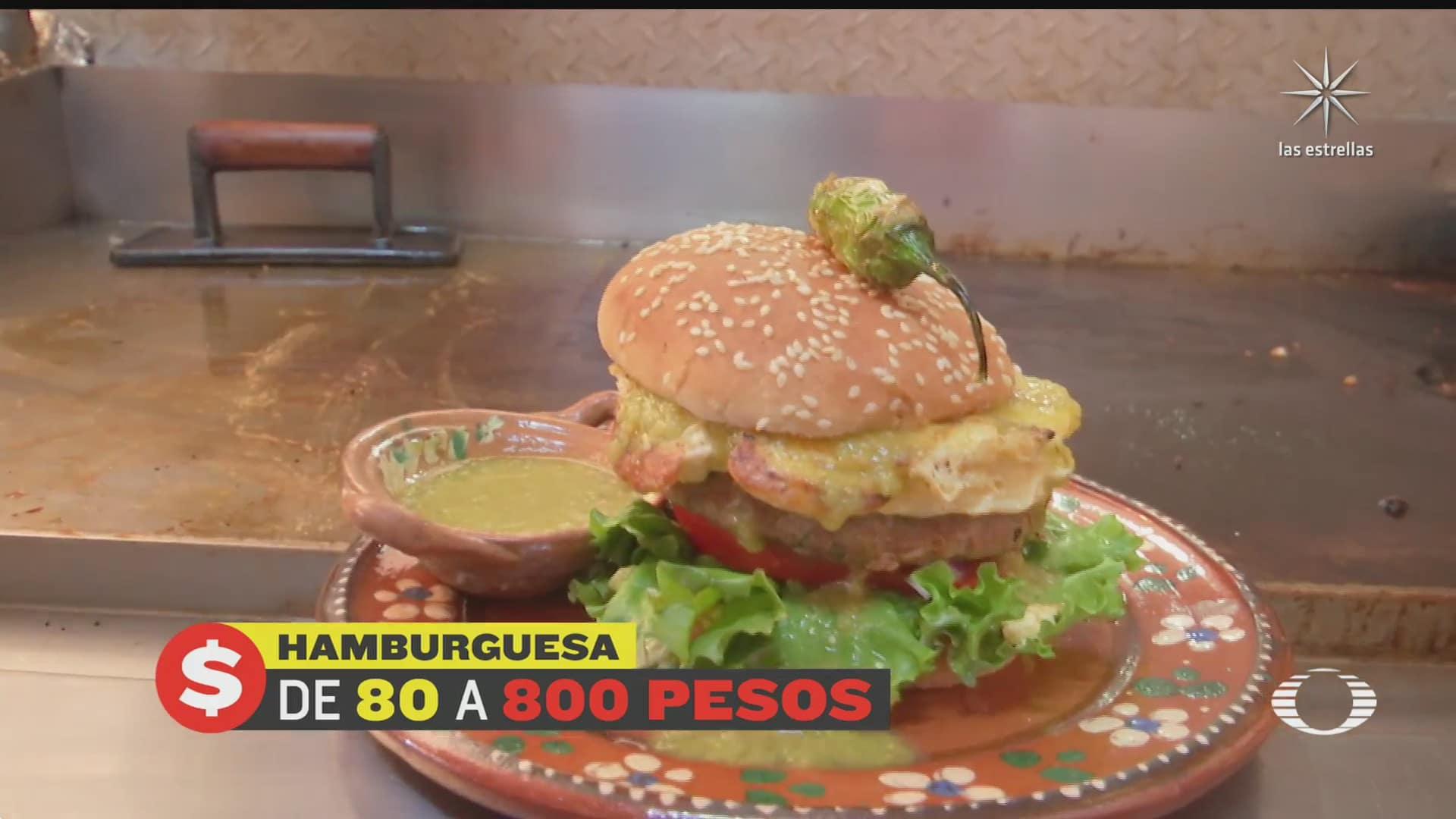celebran el dia internacional de la hamburguesa en mexico