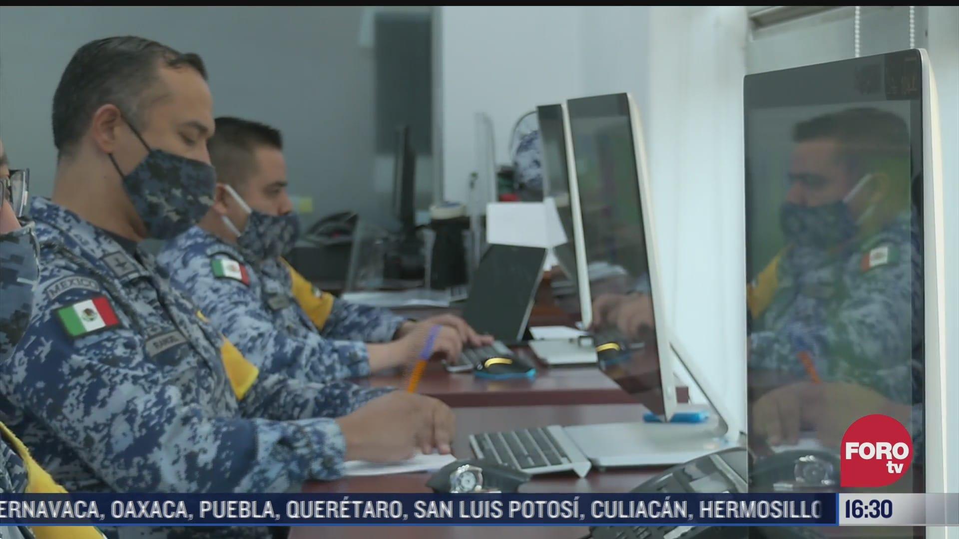 centro de monitoreo atmosferico de sedena vigila riesgos de desastres naturales