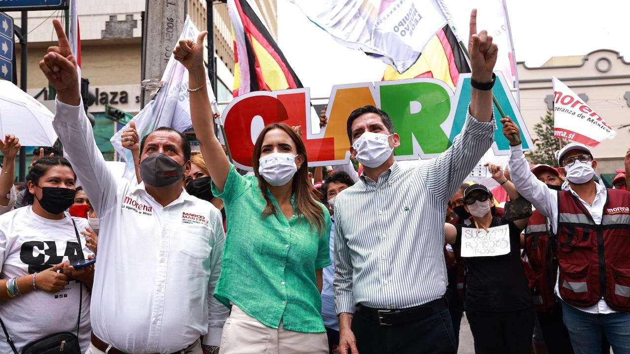 Clara Luz Regenerar Centro Monterrey