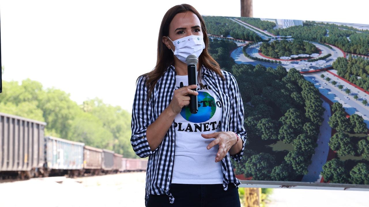 Clara Luz Propone Pulmón Verde