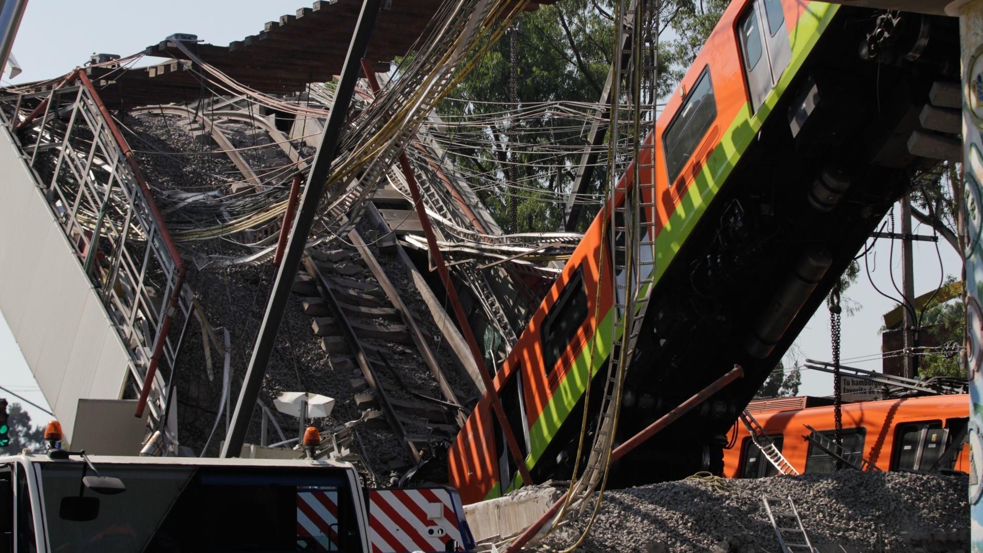 ¿Cobrarán el servicio RTP por el desplome del Metro Olivos?