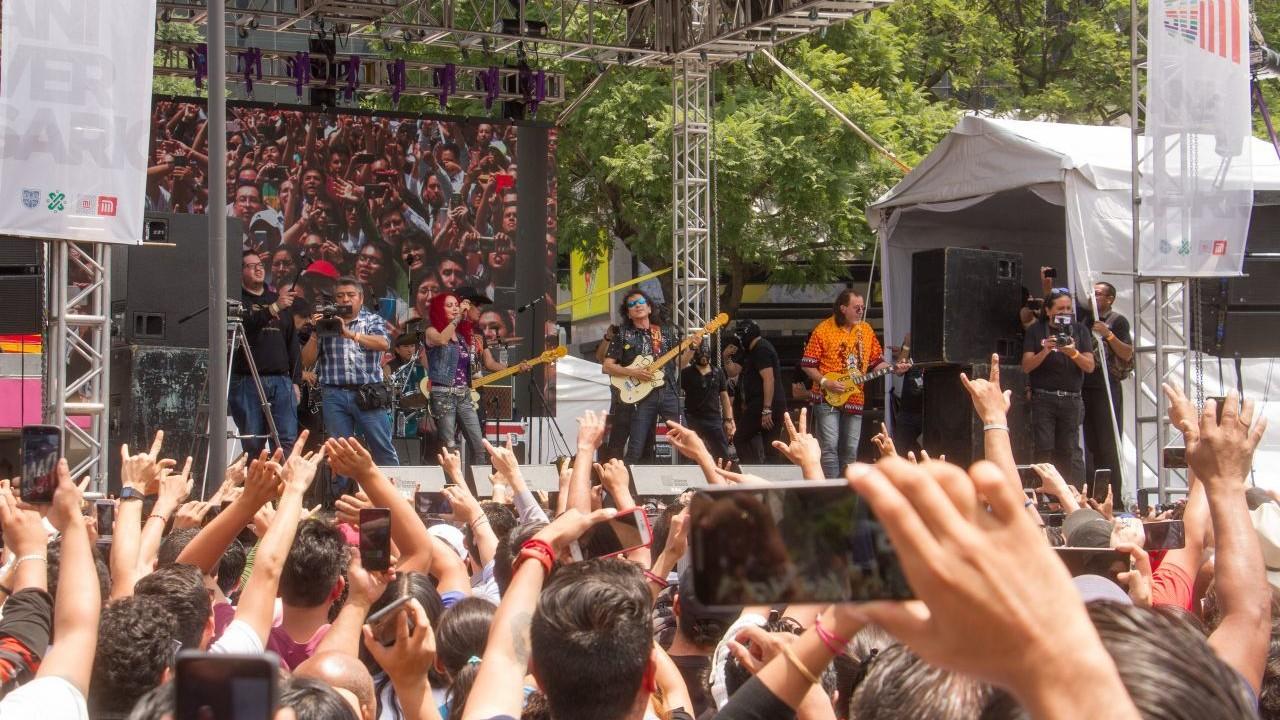 A partir del 15 de junio se permitirán conciertos en espacios abiertos en la CDMX