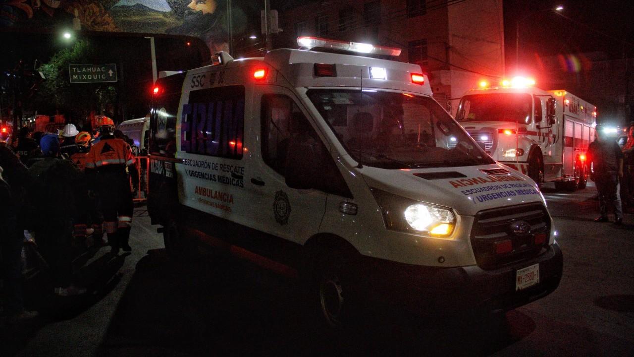 Confirman muerte de conductor de coche aplastado por desplome de metro Olivos; viajaba con su esposa