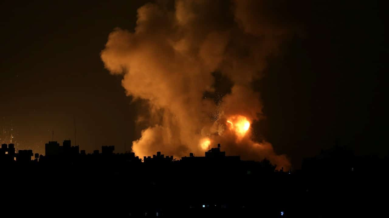 Abbas-señala-a-Israel-como -único-responsable-de-bombardeos