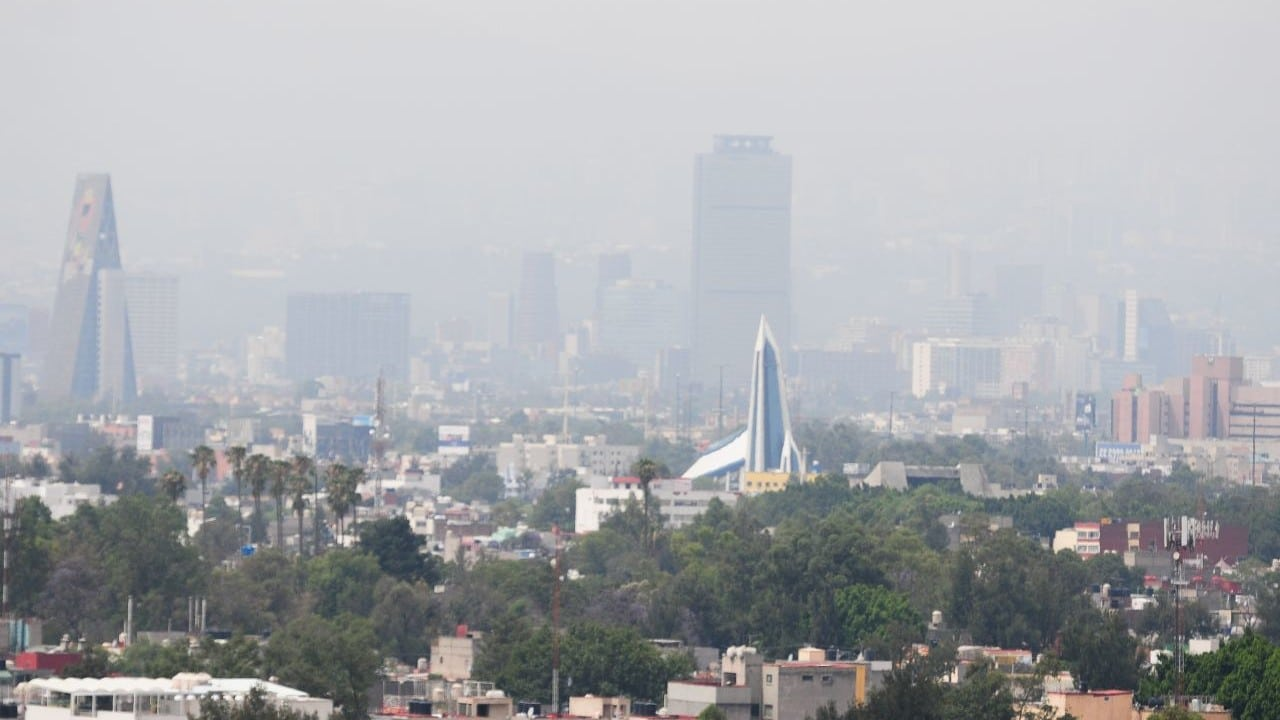 Contaminación-por-ozono-CDMX