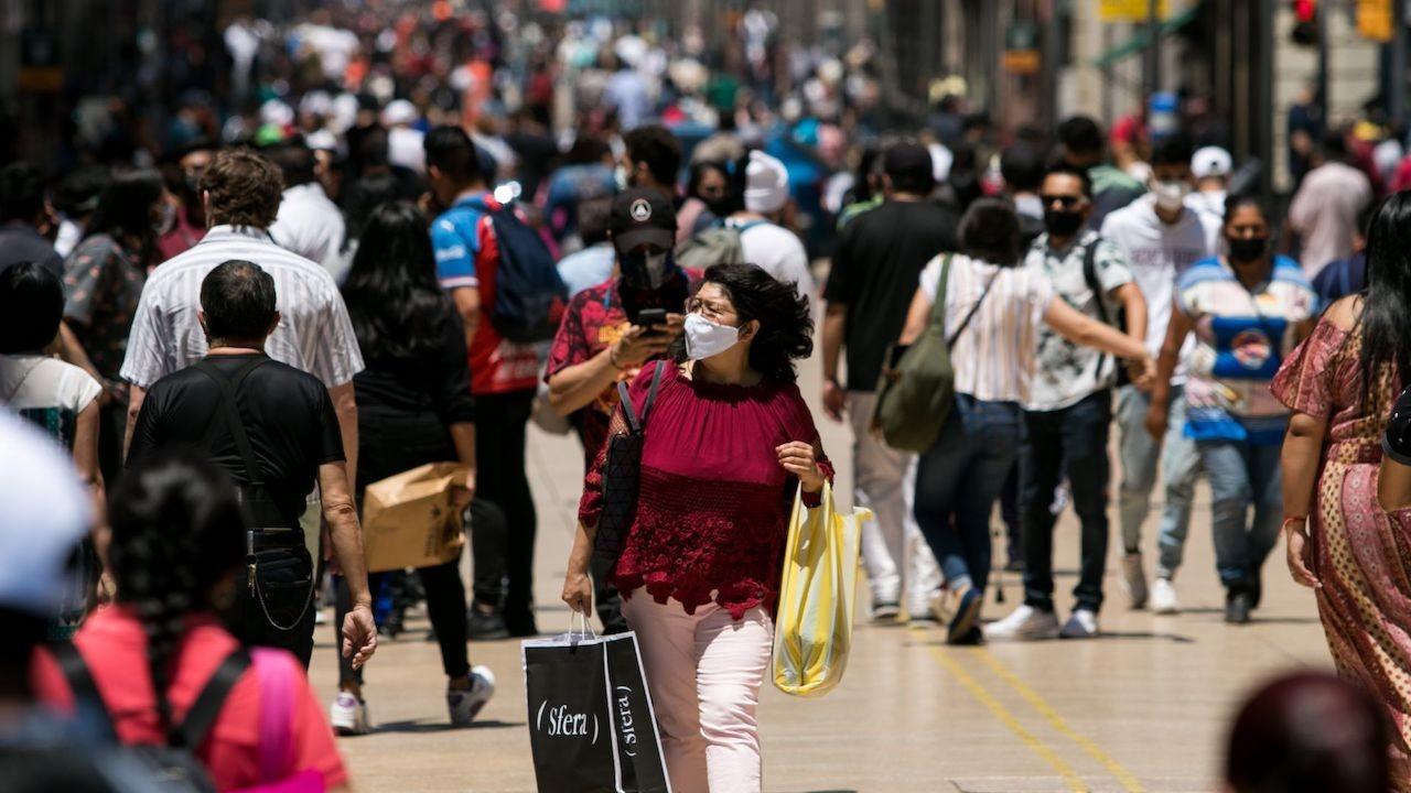 Calles de la CDMX durante pandemia de COVID-19 (Cuartoscuro)