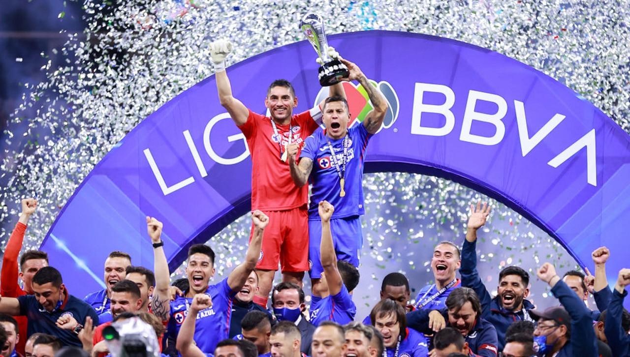 Cruz Azul campeón y otras maldiciones que se rompieron este 2021