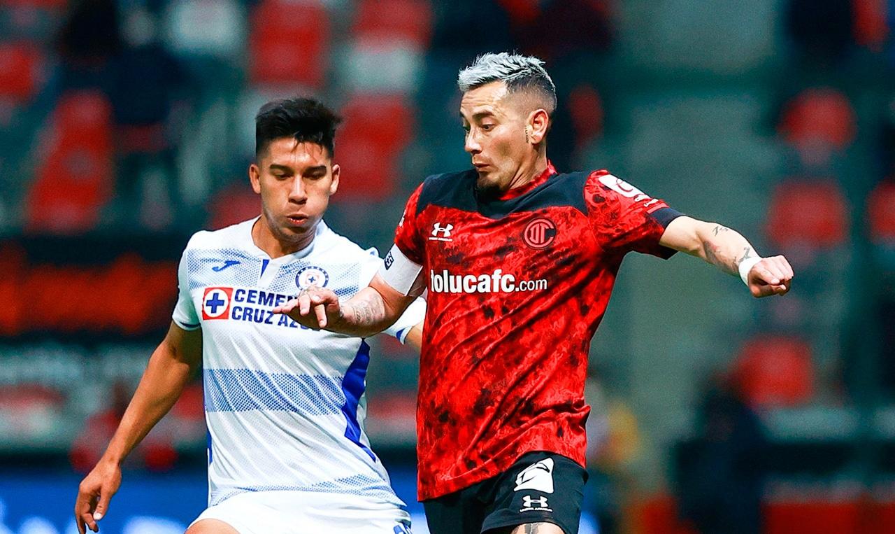 Cruz Azul vs Toluca canal para ver en vivo la vuelta en los cuartos de final del Torneo Guardianes 2021