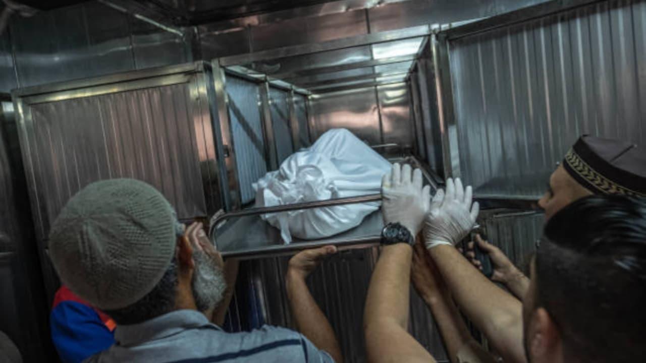 Cruz Roja pide acceso a la Franja de Gaza para ayuda humanitaria