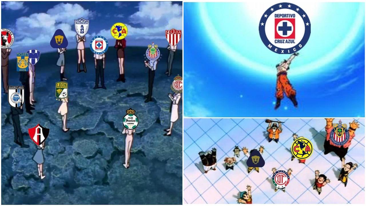 Cruz Azul, memes, futbol mexicano, final futbol