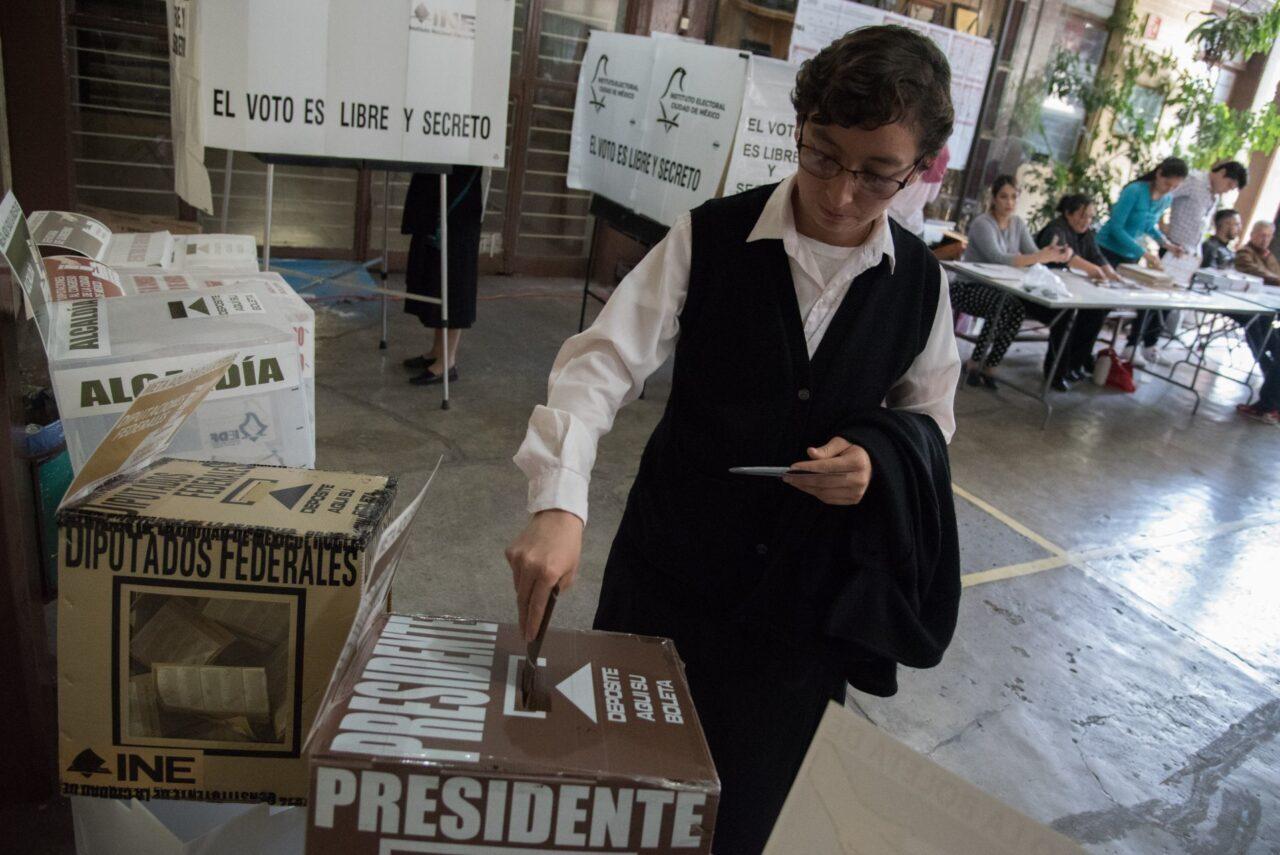 ¿Quiénes son los candidatos a diputados en Iztacalco?