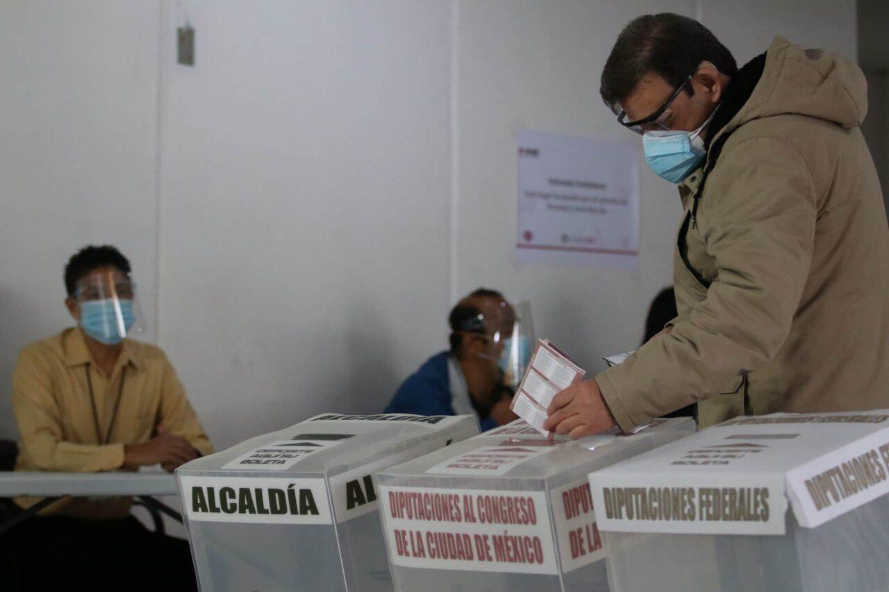 ¿Quiénes son candidatos en la alcaldía Venustiano Carranza?