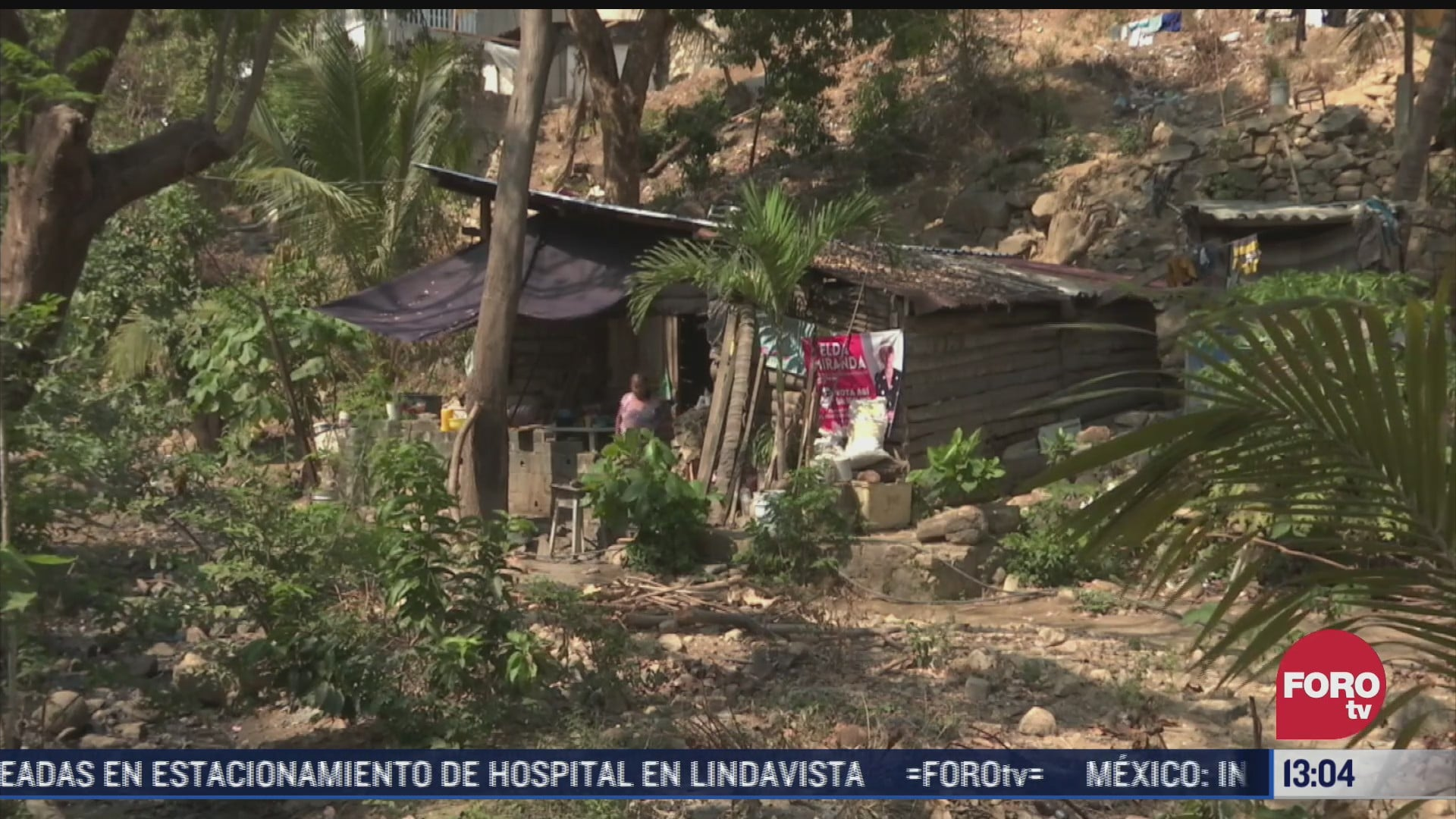 cuatro mil personas viven en zonas de riesgo de deslaves en acapulco proteccion civil