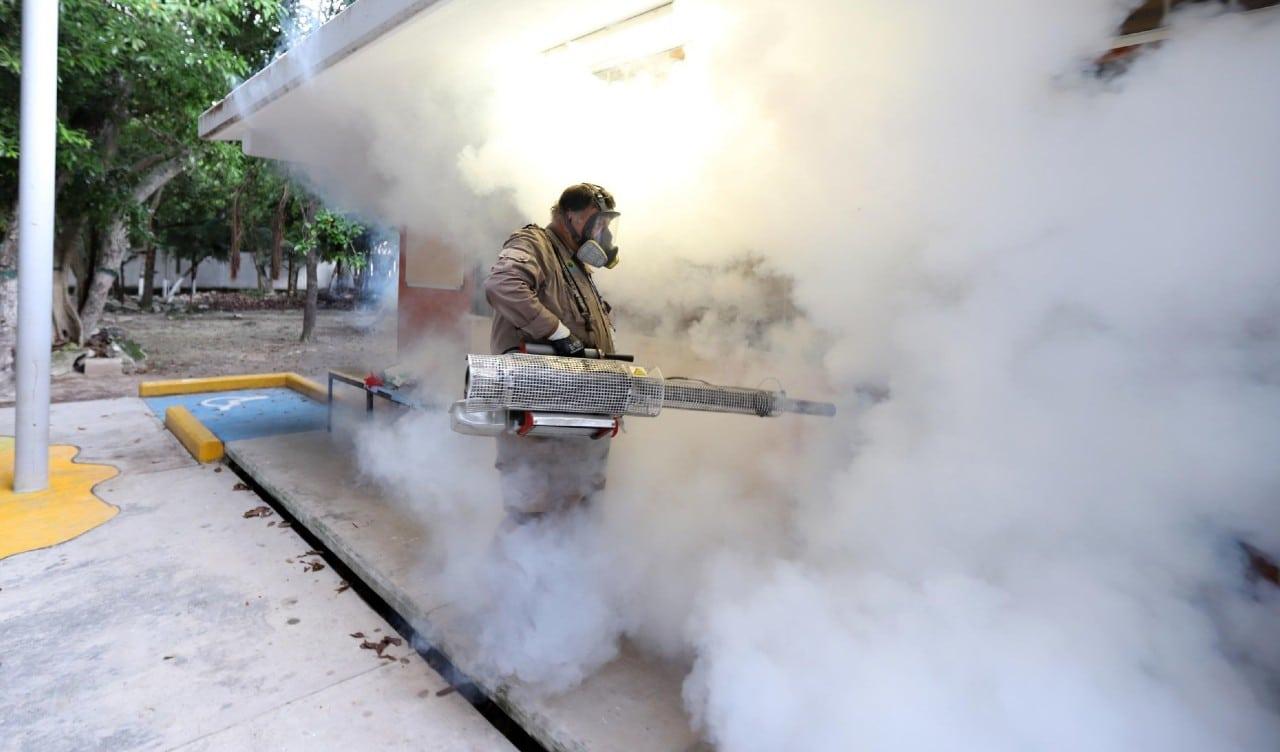 Detectan dengue serotipo 4 en Colima