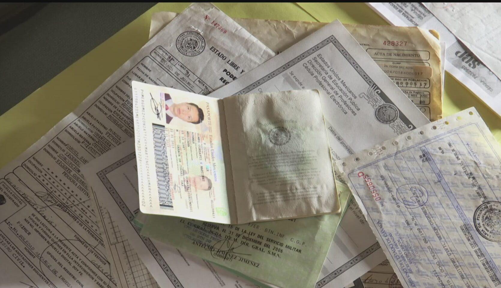 denuncian a registro civil de oaxaca por eliminacion de archivos y cambio de identidad