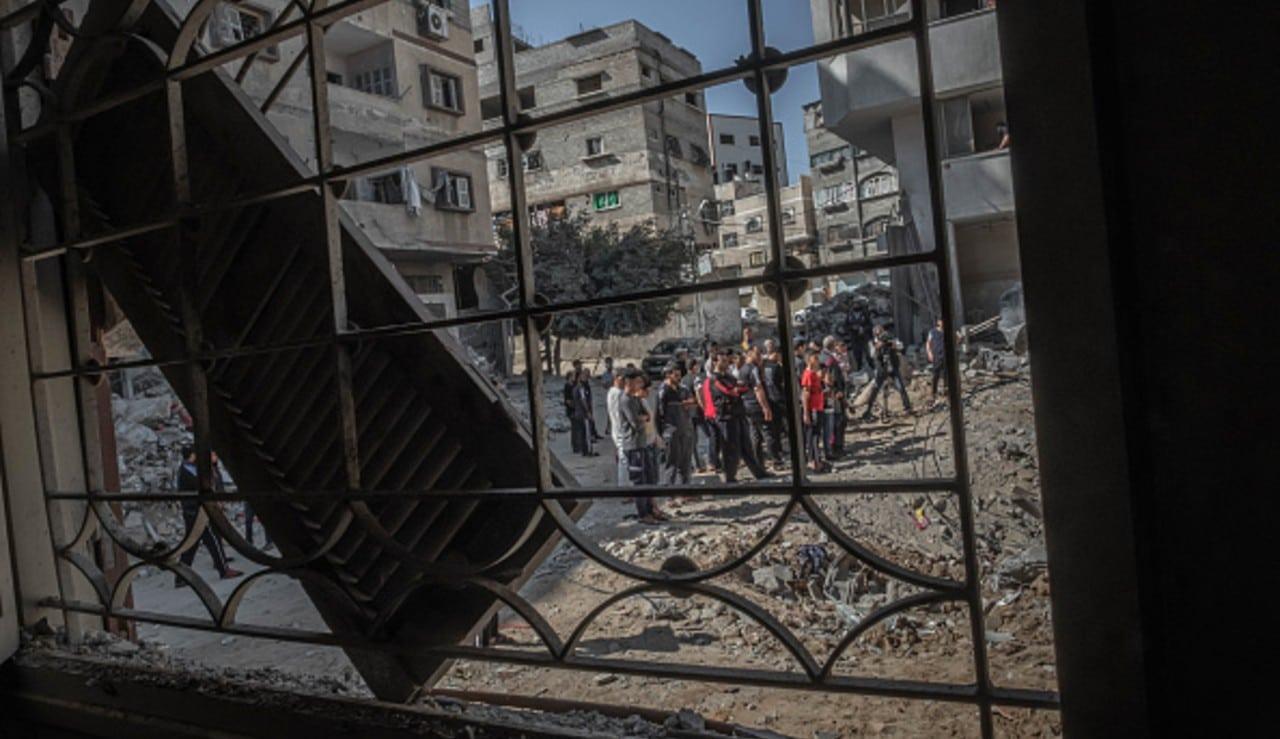 EEUU advierte a Israel que la seguridad de los medios es _crucial_ tras ataque en Gaza