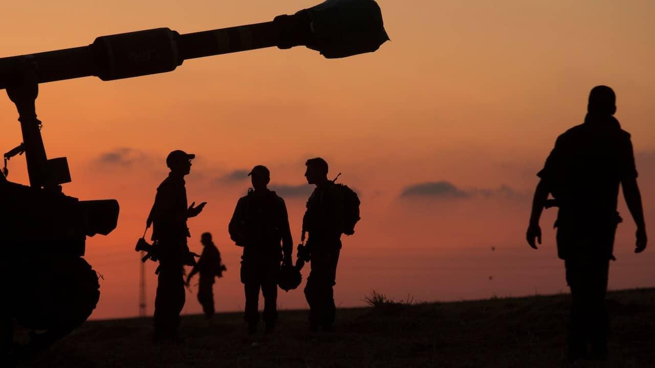 Elementos del Ejército de Israel (Getty Images)