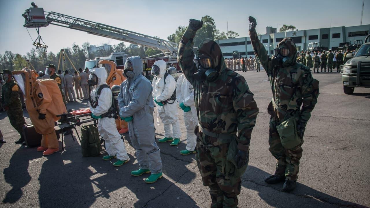 Ejército Mexicano presentó grupo Élite para apoyar en desastres naturales