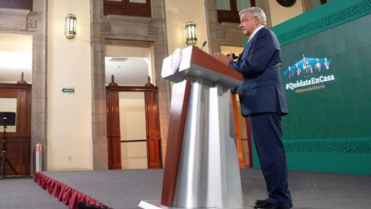 El presidente de México en conferencia matutina