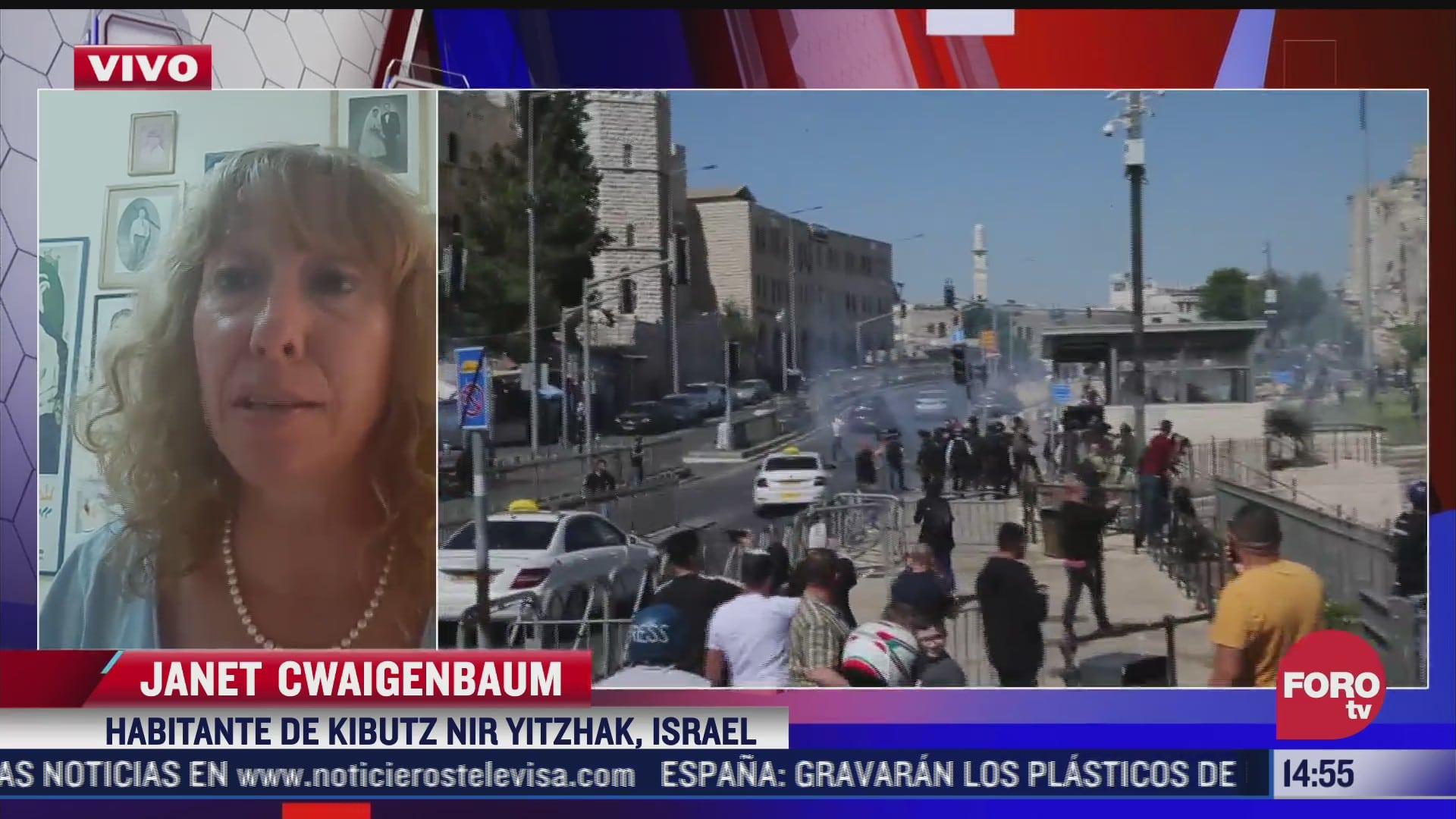 en israel viven una cuarta guerra narra una uruguaya en medio oriente