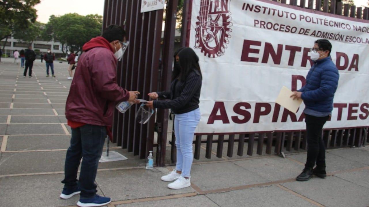 Examen de admisión al IPN cambia de fecha por las elecciones