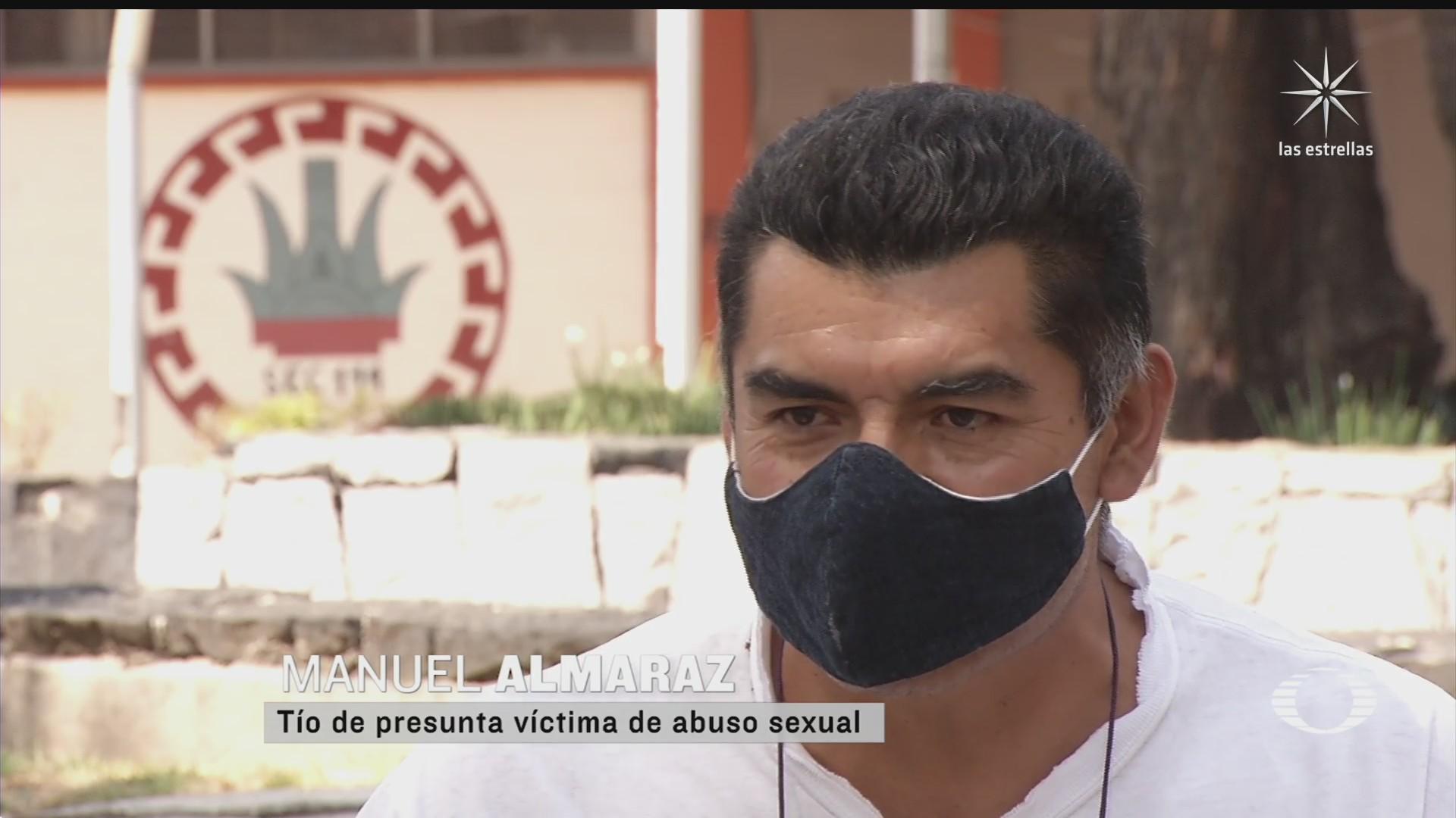 familia que denuncio a saul huerta denuncian que no les han brindado proteccion