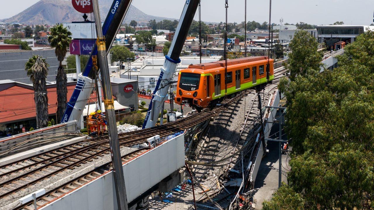 FGJCDMX inicia investigación por homicidio culposo tras accidente en la Línea 12 del Metro