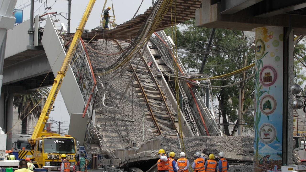 """FGJCDMX promete investigación """"sólida y robusta"""" tras accidente en la línea 12 del Metro"""
