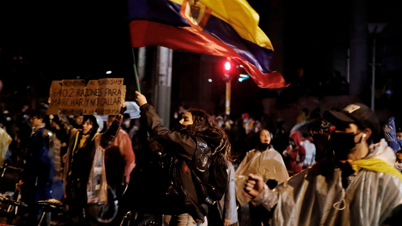 Fotos y videos: Las jornadas de protestas en Colombia
