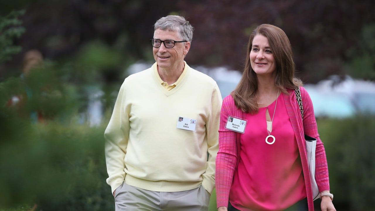 Bill Gates, Melinda Gates, divorcio, relaciones, acoso sexual