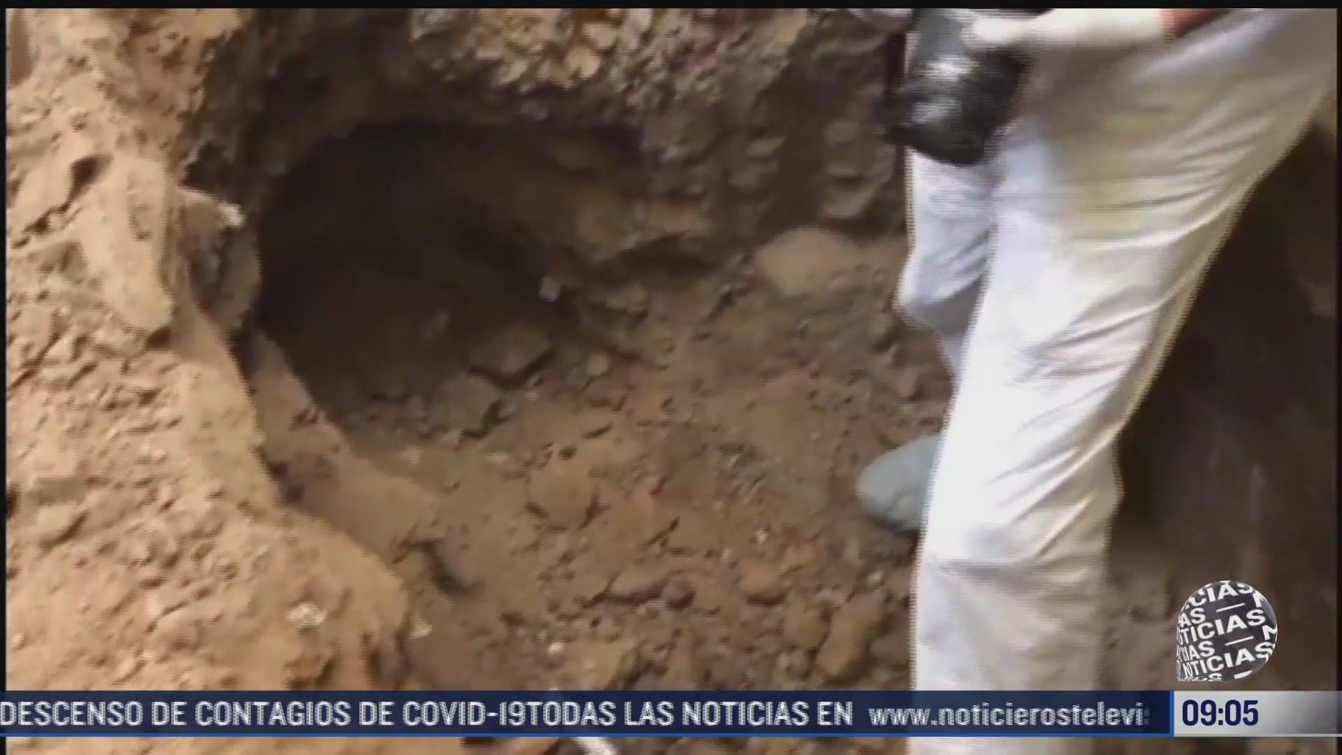 hallan mas de 2 mil restos oseos en casa del feminicida confeso de atizapan
