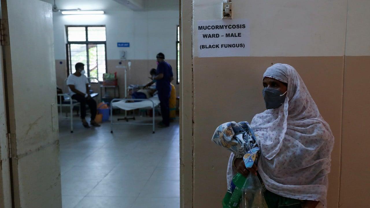 India, hongo negro, mucormicosis, coronavirus