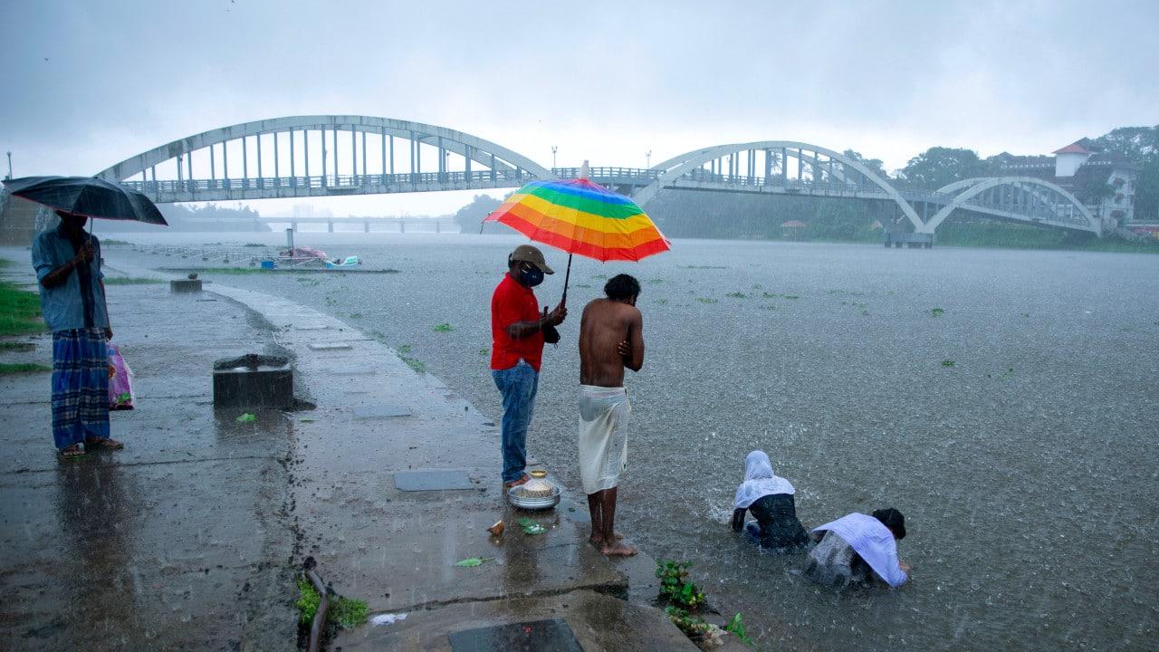 El potente ciclón Tauktae amenaza a la India con lluvias torrenciales