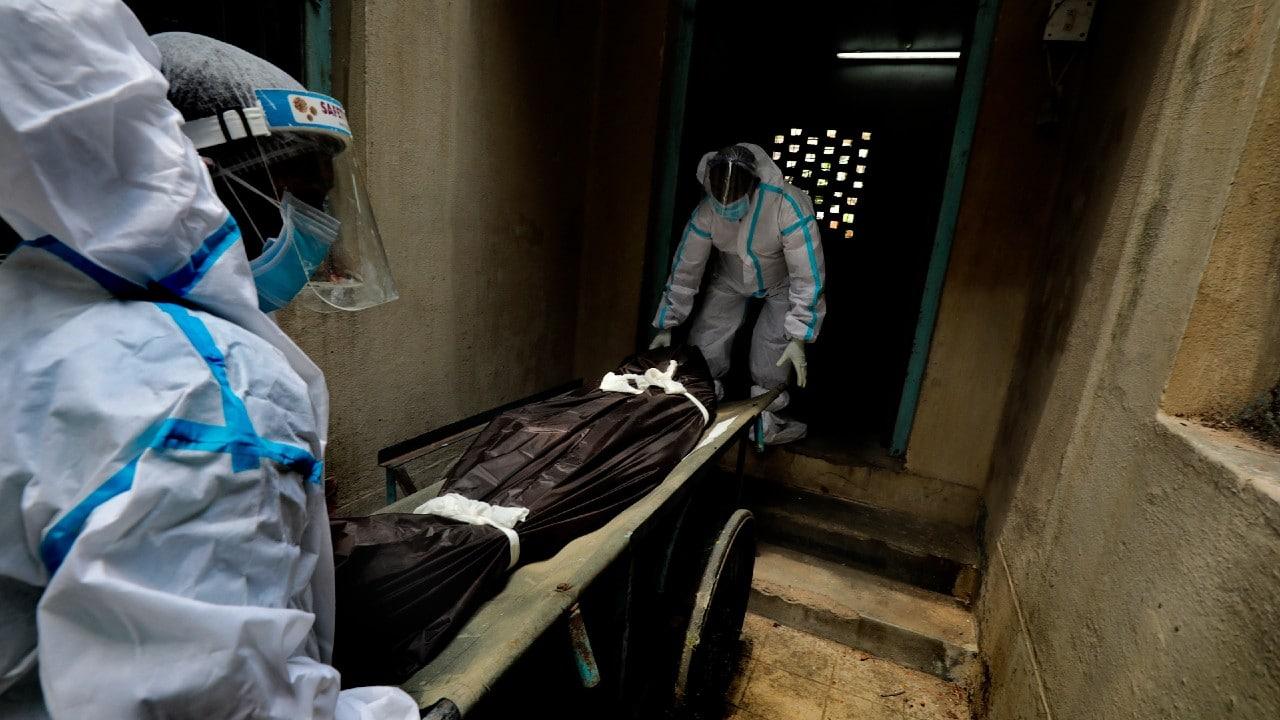 India registra un nuevo máximo de 414 mil 188 casos de coronavirus en 24 horas