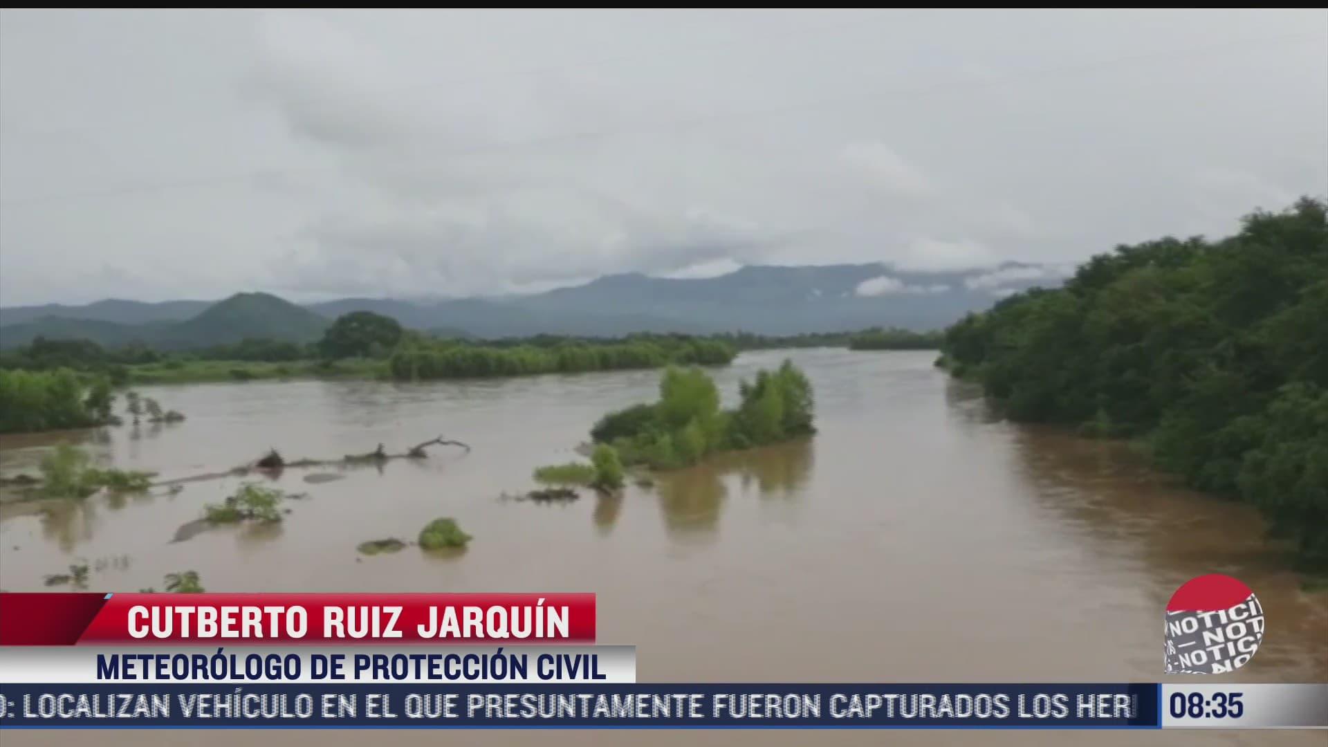 inicia temporada de huracanes 2021 en mexico