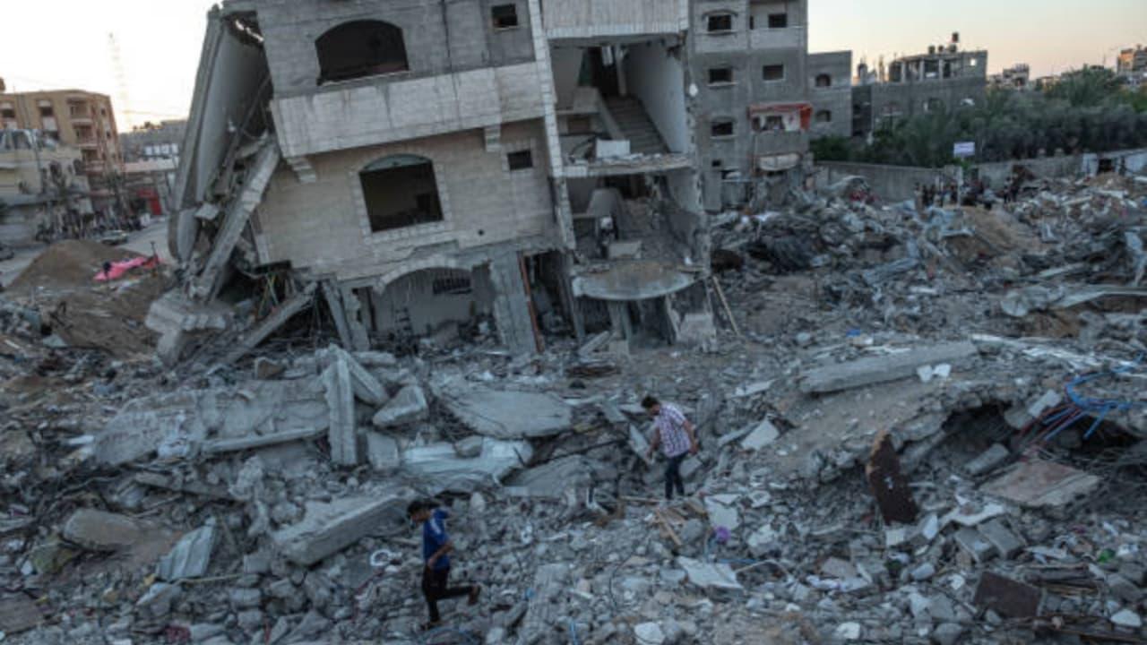 Israel y Egipto tratan de consolidar tregua en la Franja de Gaza