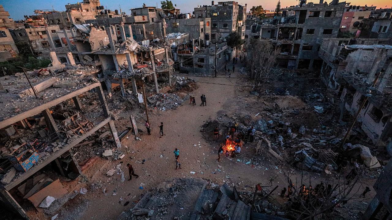 OMS estima que cerca de 200 mil personas necesitan cuidados médicos tras conflicto entre Hamas e Israel