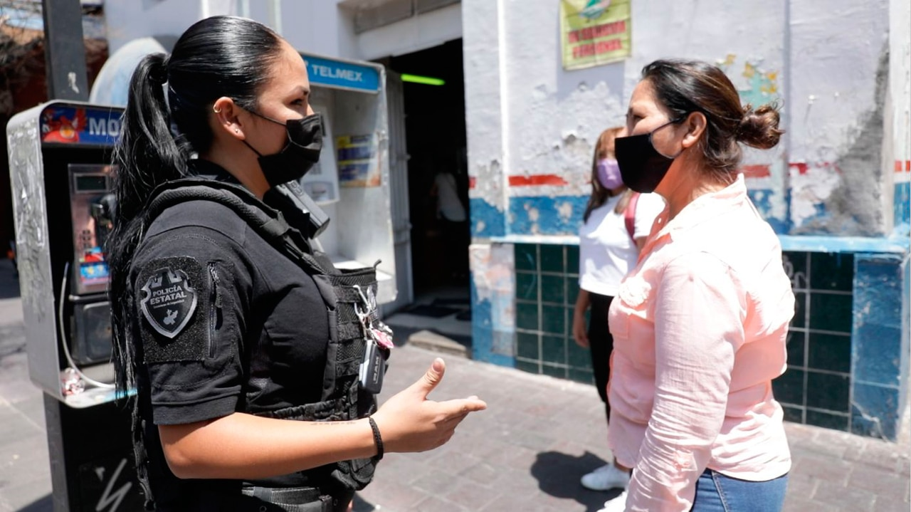 Jalisco reduce incidencia delictiva en el mes de abril de 2021