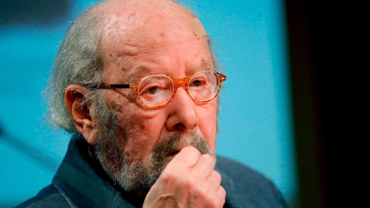 El escritor español José Manuel Caballero Bonald (EFE)