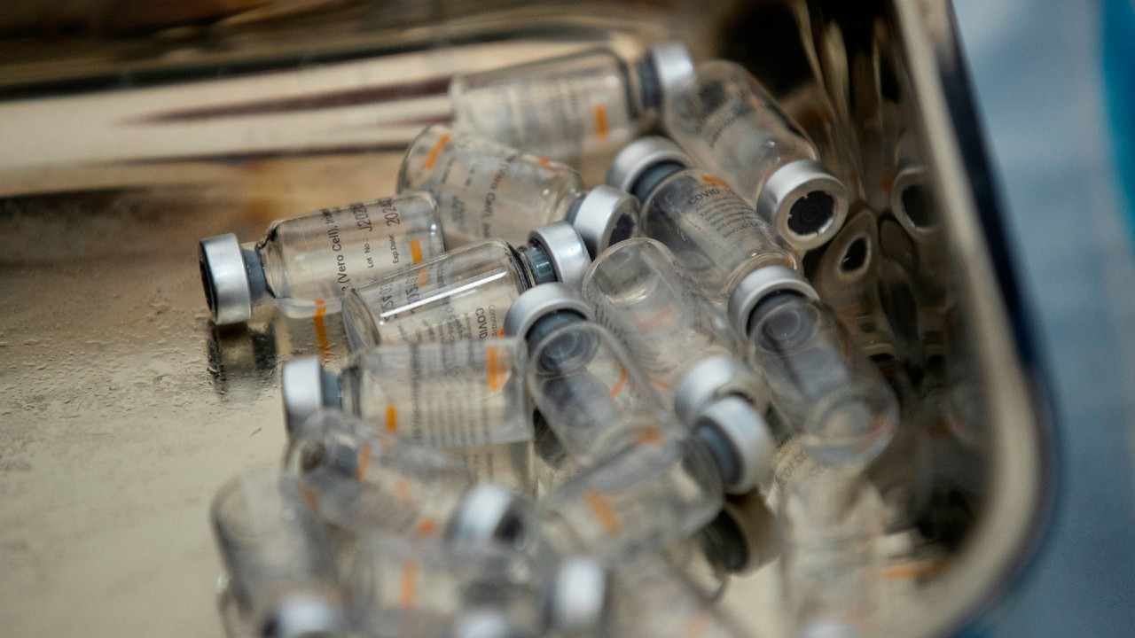 La EMA empieza a analizar la vacuna china contra COVID-19 de Sinovac