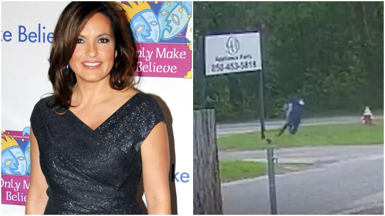Mariska Hargitay, series TV, Ley y Orden, Florida, secuestro, captura de pantalla