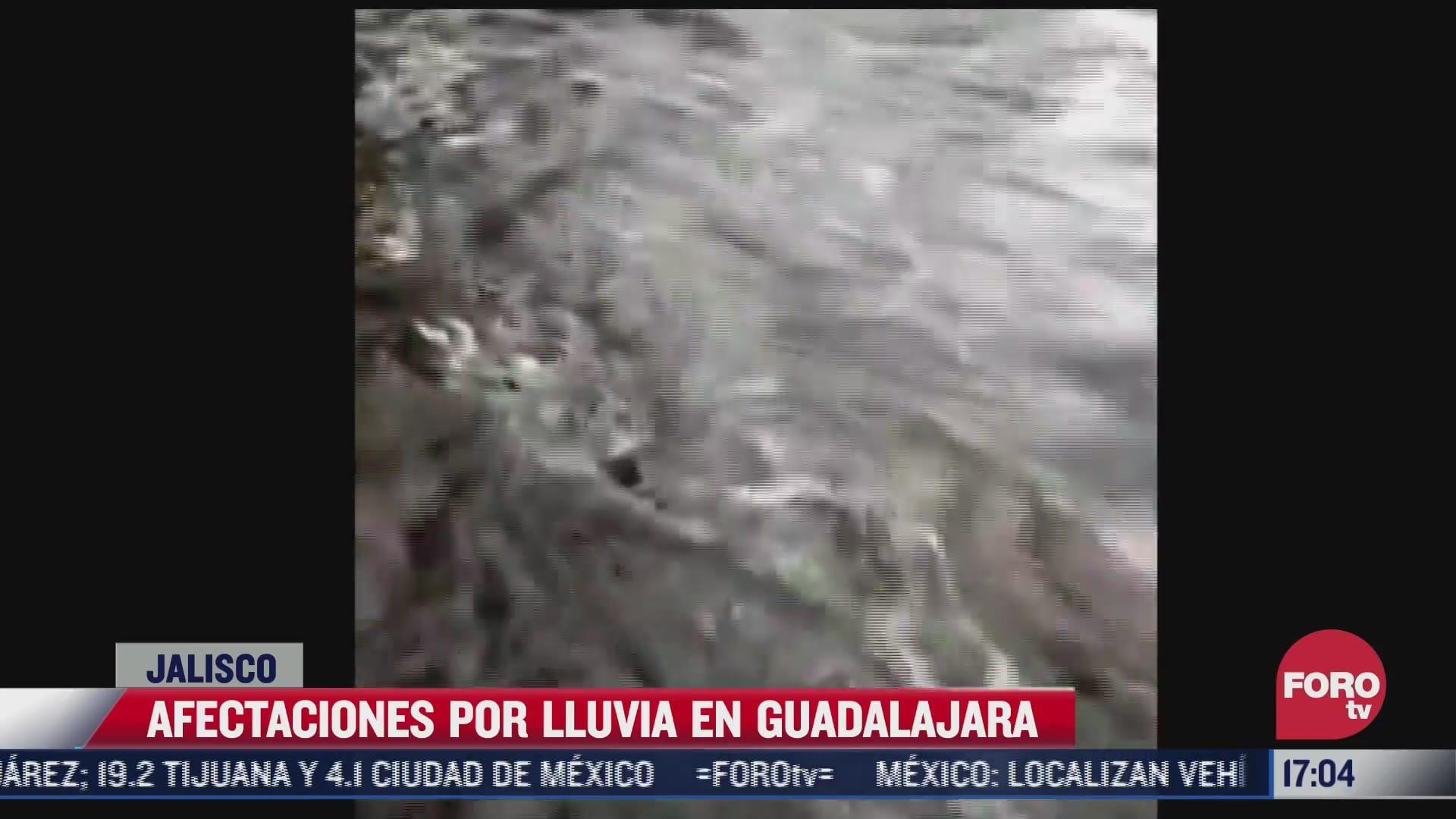 lluvias afectan varios estados de mexico