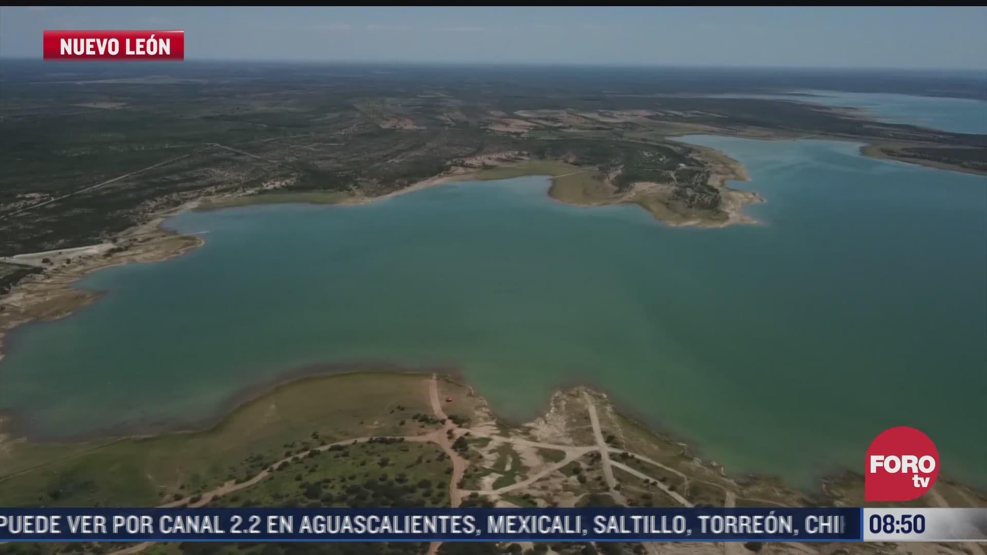 lluvias ayudaran a reducir las sequias y recuperar nivel de lagunas en mexico