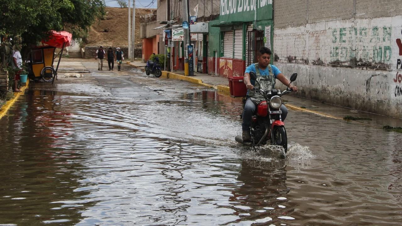 Daños por las lluvias torrenciales del miércoles 12 de mayo 2021