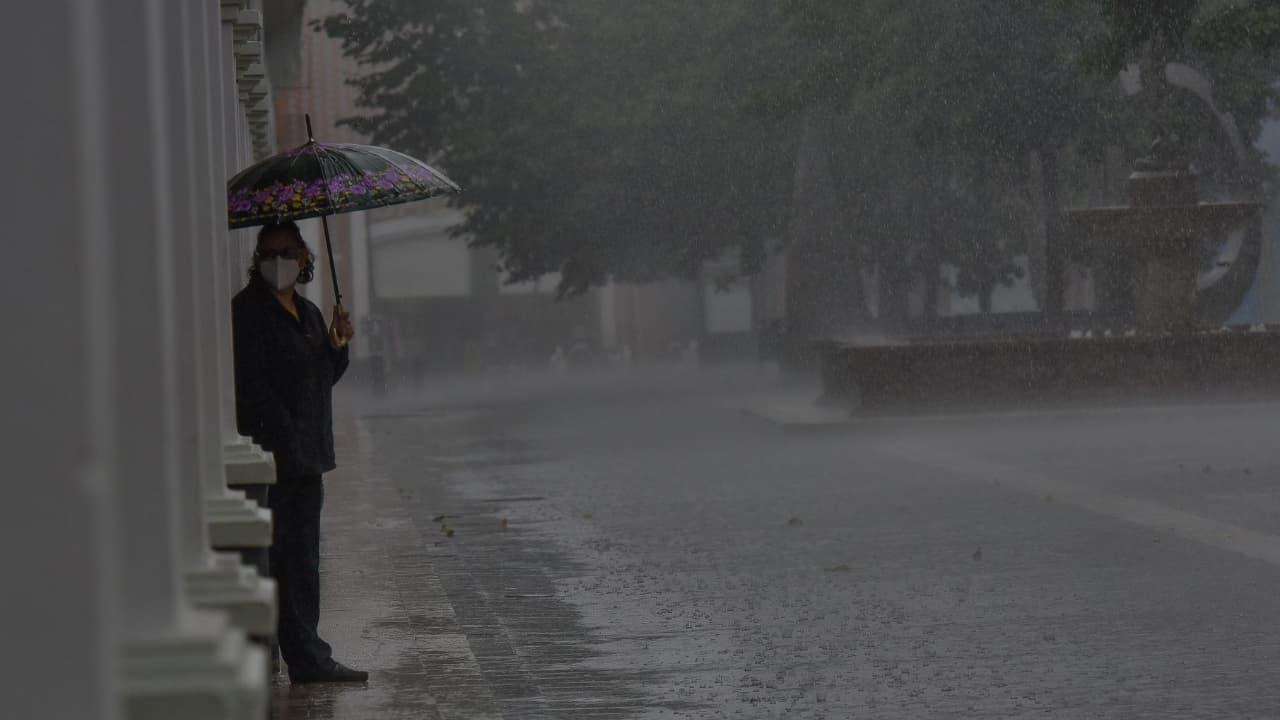 Lluvias intensas afectarán la mayor parte de México