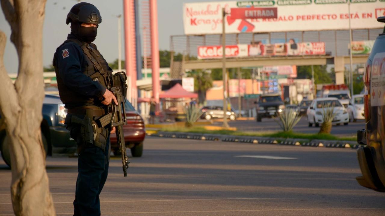 Localizan 4 cuerpos en una carretera en Culiacán, Sinaloa