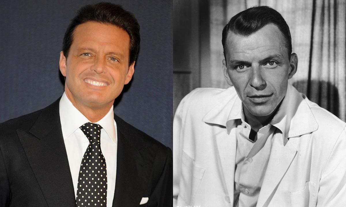 Qué dice la carta que Frank Sinatra escribió a Luis Miguel