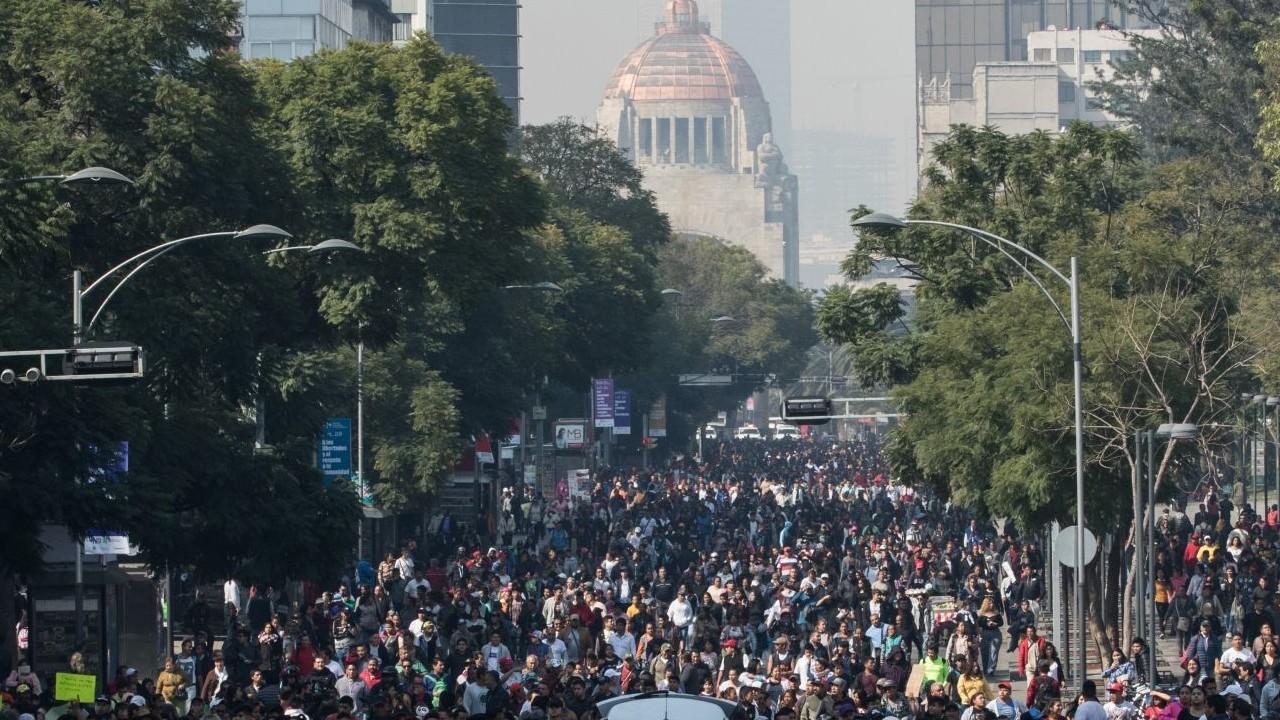 marchas en la ciudad de méxico (1)