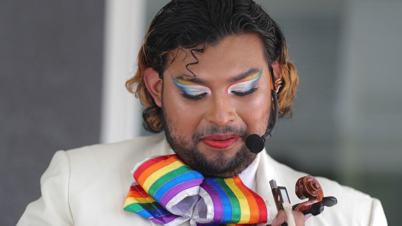 Mariachi Arcoíris LGBT Angeles Foto