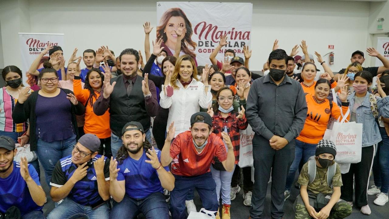 Se compromete Marina del Pilar por el bienestar de personas con discapacidad